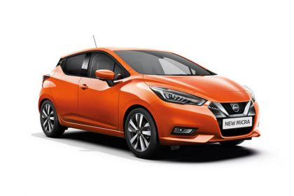 Lease Nissan Micra car leasing