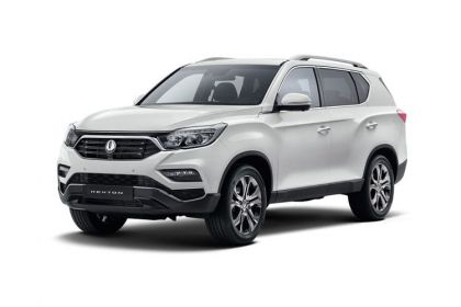 Lease Ssangyong Rexton car leasing
