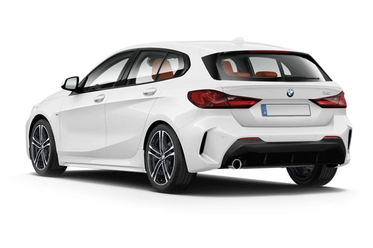 BMW 1 Series M135 xDrive Hatch 5Dr 2.0 i 306PS  5Dr Auto [Start Stop] [Tech Pro] back view