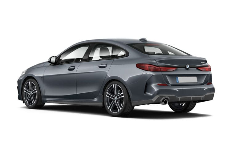 BMW 2 Series 218 Gran Coupe 1.5 i 140PS Sport 4Dr Manual [Start Stop] back view
