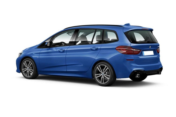 BMW 2 Series Tourer 216 Active Tourer 1.5 d 116PS M Sport 5Dr DCT [Start Stop] [Tech II] back view