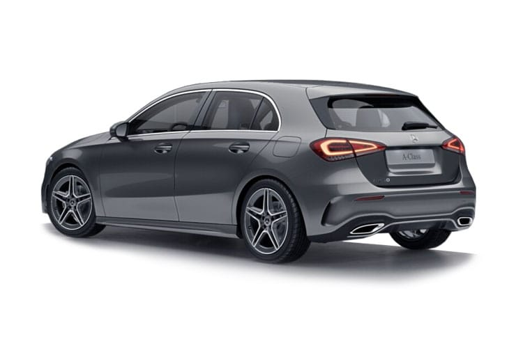 Mercedes-Benz A Class A180 Hatch 5Dr 2.0 d 116PS AMG Line Executive 5Dr Manual [Start Stop] back view