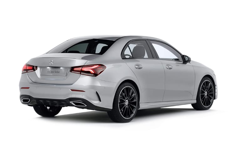 Mercedes-Benz A Class A200 Saloon 4Dr 2.0 d 150PS AMG Line 4Dr 8G-DCT [Start Stop] back view