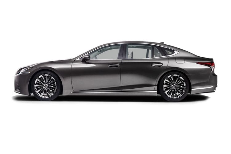 Lexus LS 500 Saloon 4wd 3.5 h V6 359PS Takumi 4Dr E-CVT [Start Stop] [Leather-Aniline] back view