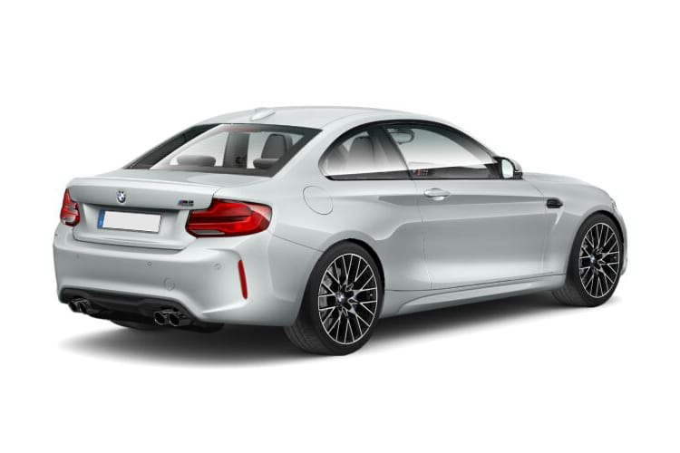 BMW 2 Series M240 Coupe 3.0 i 340PS  2Dr Auto [Start Stop] back view