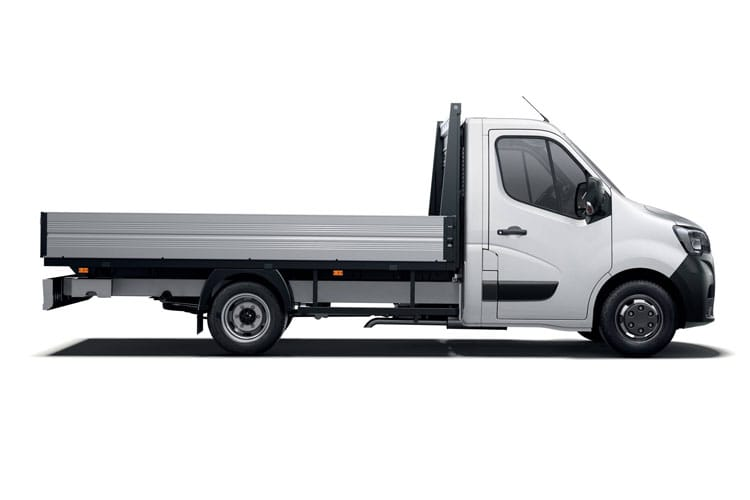 Renault Master MWBL 35TW 4X4 2.3 dCi ENERGY DR4 145PS Business Dropside Manual [Start Stop] back view