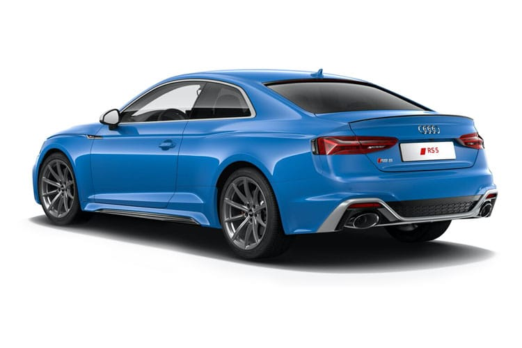 Audi A5 40 Coupe quattro 2Dr 2.0 TDI 204PS Sport 2Dr S Tronic [Start Stop] back view
