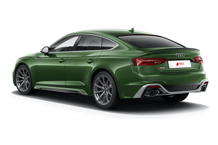 Audi A5 40 Sportback quattro 5Dr 2.0 TDI 204PS Sport 5Dr S Tronic [Start Stop] [Comfort Sound] back view