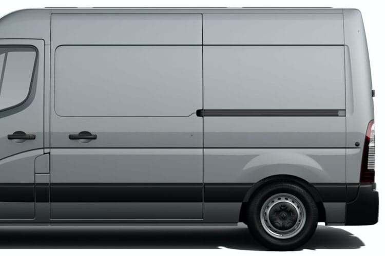 Renault Master MWBL 35TW RWD 2.3 dCi ENERGY DRW 145PS Business Van Medium Roof Manual [Start Stop] detail view