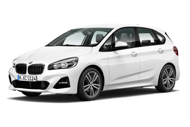 BMW 2 Series Tourer 216 Active Tourer 1.5 d 116PS M Sport 5Dr DCT [Start Stop] [Tech II] front view