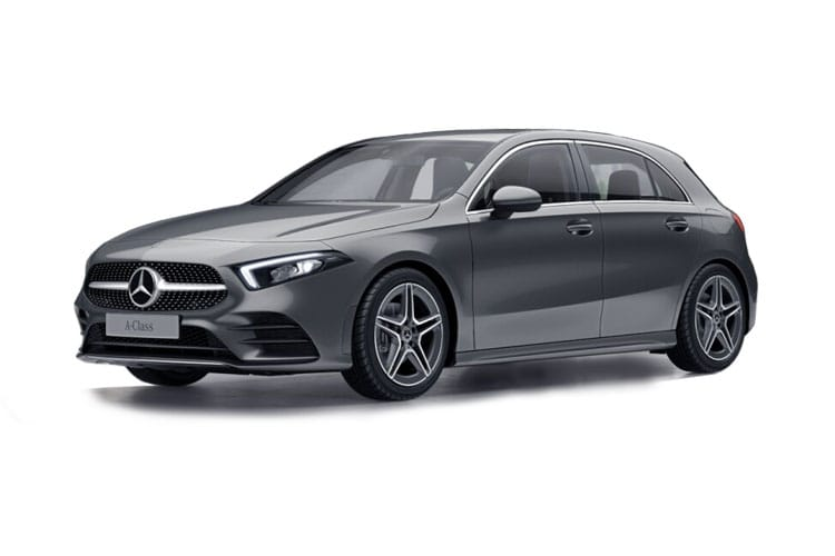 Mercedes-Benz A Class A180 Hatch 5Dr 2.0 d 116PS AMG Line Executive 5Dr Manual [Start Stop] front view