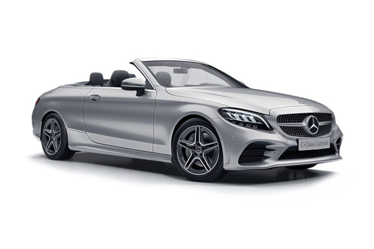 Mercedes-Benz C Class AMG C43 Cabriolet 4MATIC 3.0 V6 390PS Edition Premium 2Dr G-Tronic+ [Start Stop] front view