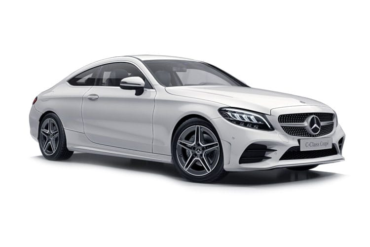 Mercedes-Benz C Class C220 Coupe 2.0 d 194PS AMG Line 2Dr G-Tronic+ [Start Stop] front view