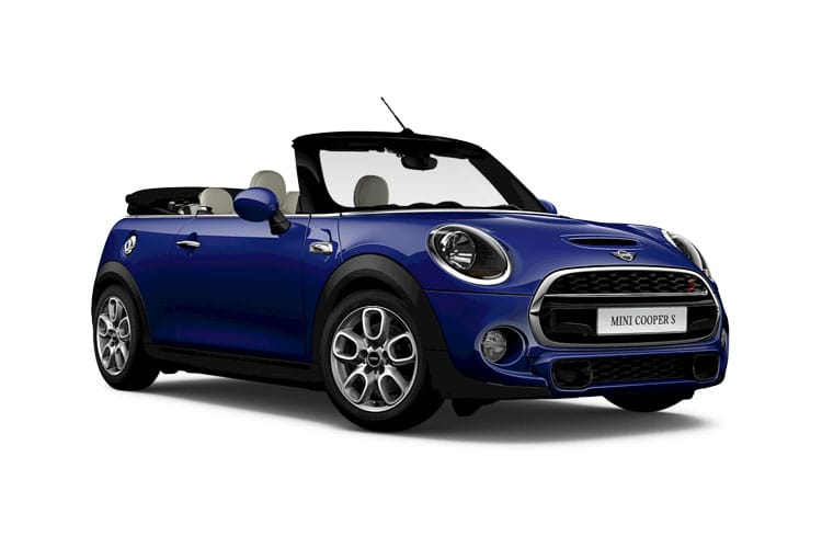 MINI Convertible Cooper 1.5  136PS Sport 2Dr Steptronic [Start Stop] [Nav] front view