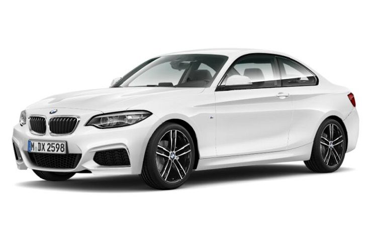 BMW 2 Series M240 Coupe 3.0 i 340PS  2Dr Auto [Start Stop] front view