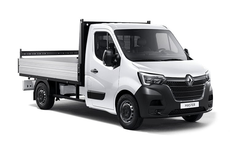 Renault Master MWBL 35TW 4X4 2.3 dCi ENERGY DR4 145PS Business Dropside Manual [Start Stop] front view