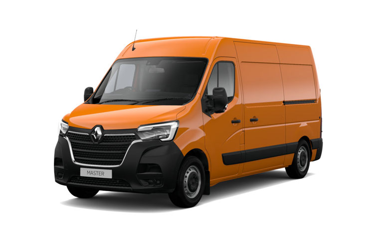Renault Master SWB 28 FWD 2.3 dCi FWD 135PS Business Van Manual front view