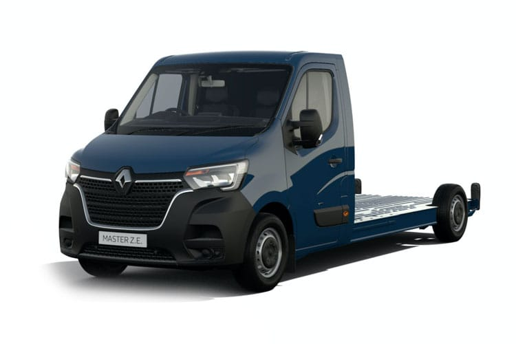 Renault Master MWBL 35TW RWD 2.3 dCi ENERGY DRW 145PS Business Chassis Double Cab Manual [Start Stop] front view