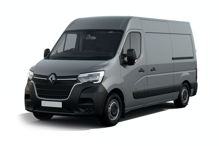 Renault Master MWBL 35TW RWD 2.3 dCi ENERGY DRW 145PS Business Van Medium Roof Manual [Start Stop] front view