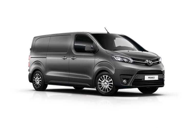 Toyota PROACE Medium 1.5 D FWD 120PS Icon Van Manual [Start Stop] [Premium] front view