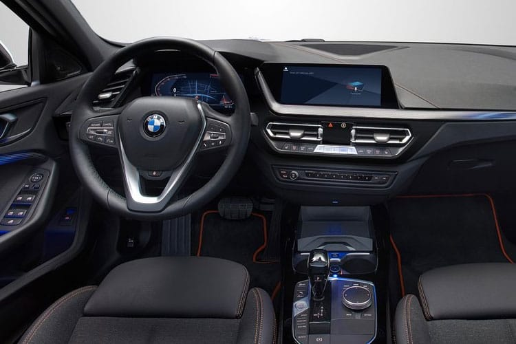 BMW 1 Series M135 xDrive Hatch 5Dr 2.0 i 306PS  5Dr Auto [Start Stop] [Tech Pro] inside view