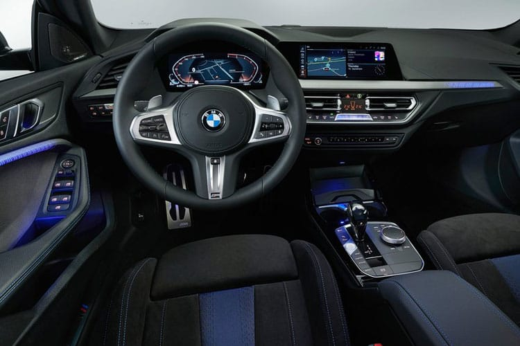 BMW 2 Series 218 Gran Coupe 1.5 i 140PS Sport 4Dr Manual [Start Stop] inside view