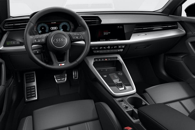 Audi A3 30 Sportback 5Dr 1.0 TFSI 110PS Sport 5Dr Manual [Start Stop] [Comfort Sound] inside view