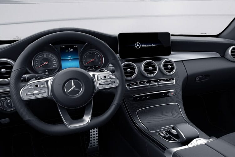Mercedes-Benz C Class AMG C43 Cabriolet 4MATIC 3.0 V6 390PS Edition Premium 2Dr G-Tronic+ [Start Stop] inside view