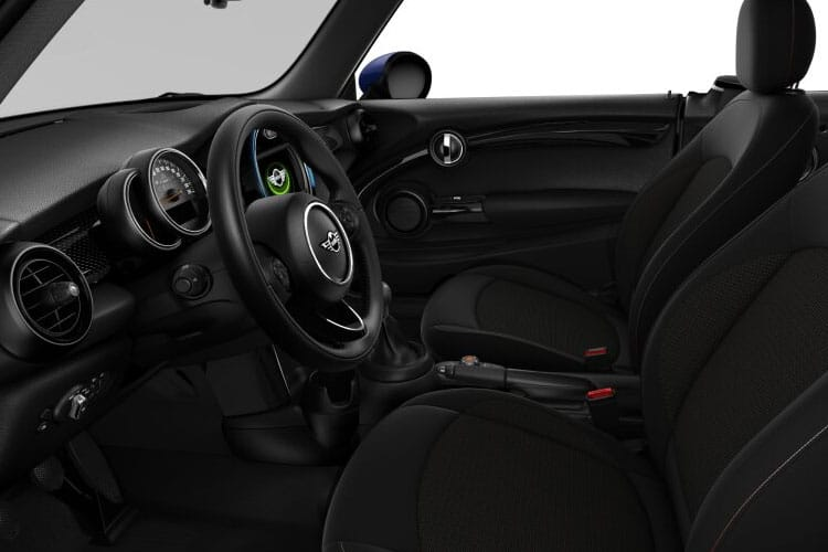 MINI Convertible Cooper S 2.0  178PS Classic 2Dr Manual [Start Stop] [Comfort] inside view