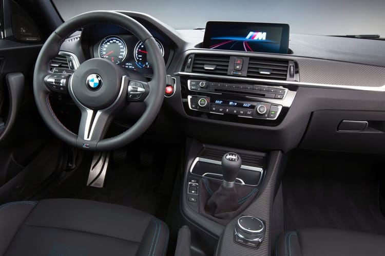 BMW 2 Series M240 Coupe 3.0 i 340PS  2Dr Auto [Start Stop] inside view