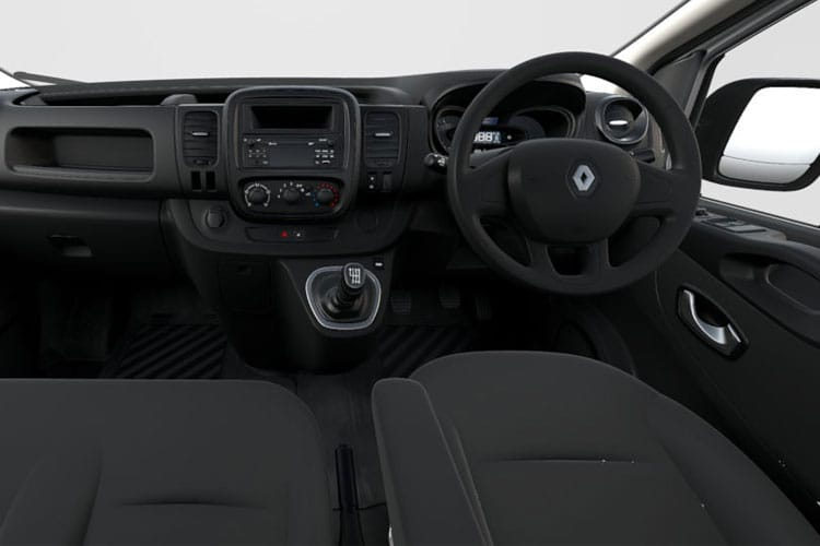 Renault Trafic 30 LWB 2.0 dCi ENERGY FWD 120PS Business+ Van Manual [Start Stop] inside view