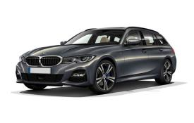 BMW 3 Series Estate car leasing