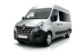 Renault Master Window Van High Roof van leasing