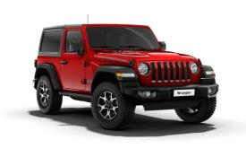 Jeep Wrangler SUV car leasing